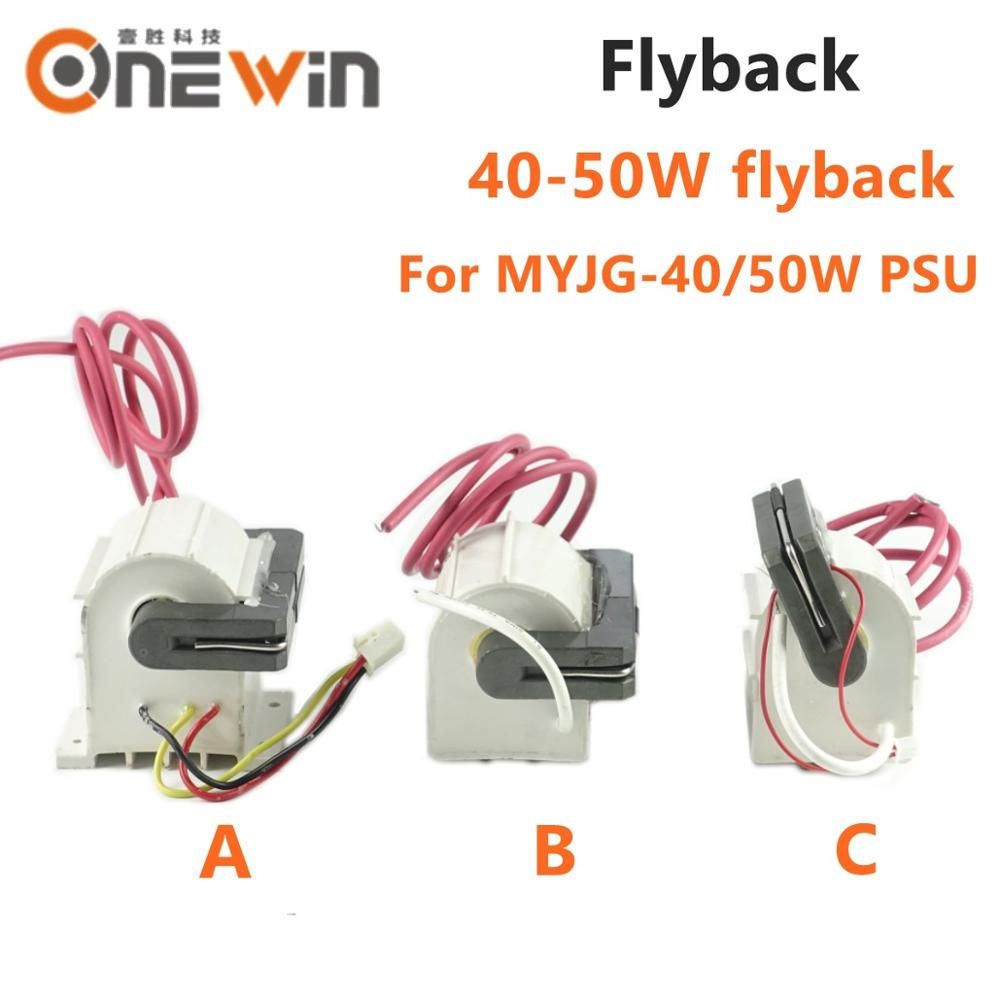 High Voltage flyback transformer for CO2 50W laser power supply