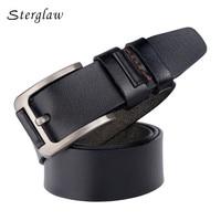 2017 New Designer Belts Man High Quality Luxury Belts For Men Genuine Leather Balck Mens Belts