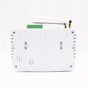 Image 3 - Sistema de alarma de seguridad GSM para el hogar, marcador automático de voz SIM en inglés y ruso, llamada SMS, control remoto