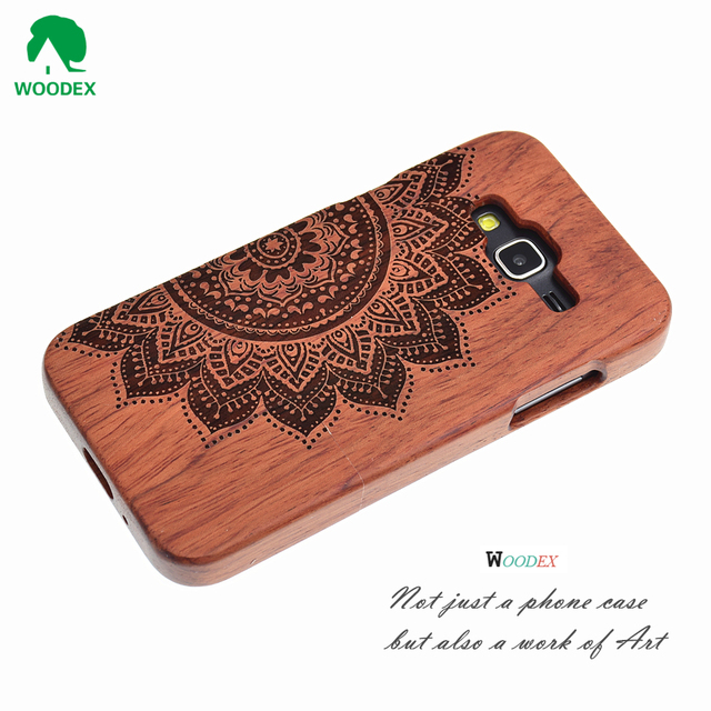 cheap for discount b0e7d 46734 US $11.99 |2017 For Samsung Galaxy J3 2016 J320 Case Fashion Luxury  Follower Embossed Pattern Wooden Case For Samsung J3 2016 Case Cover on ...