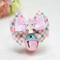 Lovd Lovf 1Pcs New Arrival Fashion Pu Adjustable Dog Collar Cat Pet Cute Bow Tie With