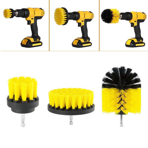 3pcs Eletric Drill Brush Tile