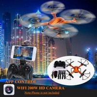 2MP Camera JJRC H12C Rc Helicopter 2 4G 4CH Headless Mode One Key Auto Return RC
