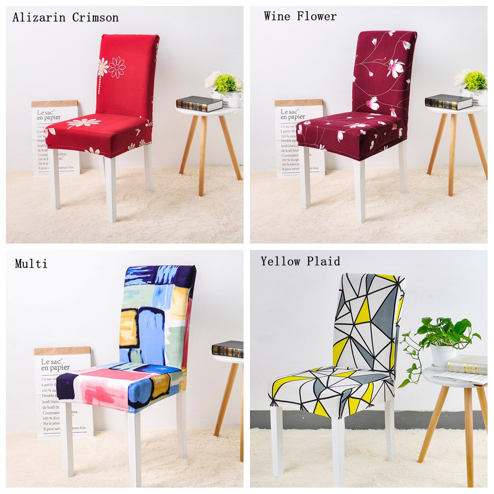 Alizarin Crimson chair cover_1