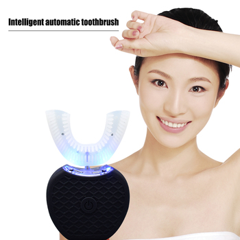 Totally Automatic Tooth Brush Teeth Brush Whitening Wireless Charging Portable Automatic Ultrasonic Fully Automatic Toothbrush