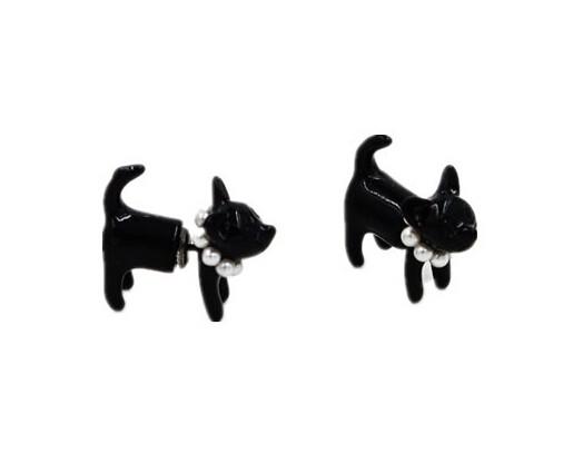 Cat Cute Stud Earrings 6