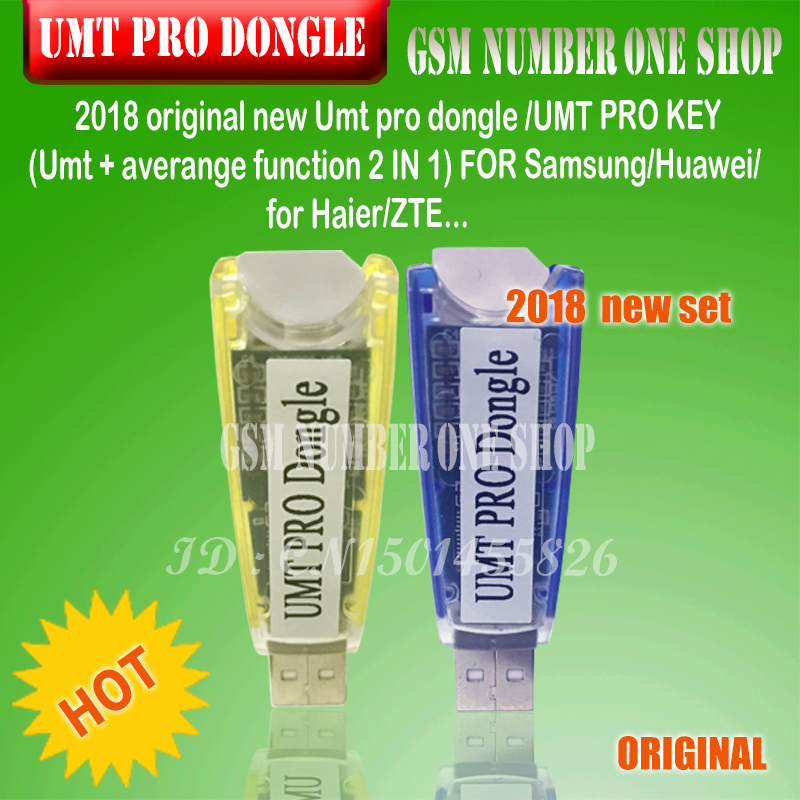 US $61 8 |original new umt pro dongle /UMT PRO KEY (Umt + averange function  2 IN 1) FOR Samsung/Huawei/Haier/ZTE   -in Telecom Parts from Cellphones &
