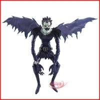 Death Note Ryuk vinilo figura de juguete Shinigami stuffed anime manga carácter con base nuevo