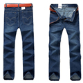 Venda quente 2016 chegam novas dos homens casual full length jeans moda jeans calças compridas frete grátis 01Y604 calças de brim dos homens 01Y604