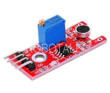 1PCS Microphone Voice Sound Sensor Module For Arduino Analog Digital Output Sensors KY-038