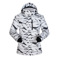 New Winter Womens Ski Jacket Waterproof Super Warm Jackets for Women Ski Snowboard Snow Skiing and Snowboarding Clothes Brands