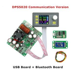 Image 3 - DPS5020 Constant Voltage Current Step down Communication Digital Power Supply Buck Voltage Converter LCD Voltmeter 50V 20A