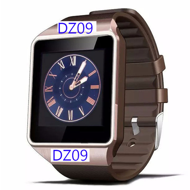 Smart Watch DZ09 С Камерой Bluetooth Наручные Часы Sim-карты Smartwatch Для Мужчин Android Телефон Часы Носимых Устройств PK Q18 GT08