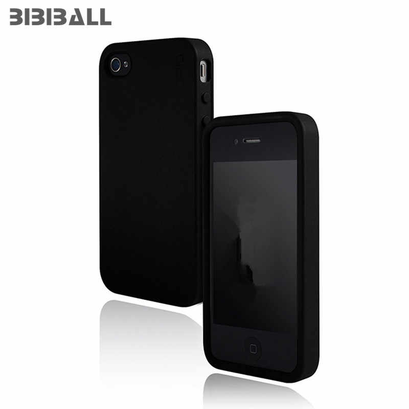 Matte case For iphone 4 4S 7 8 plus Case Fashion Shockproof For Apple iphone 4 iphone 4S Case Cell Phone Protective Cover