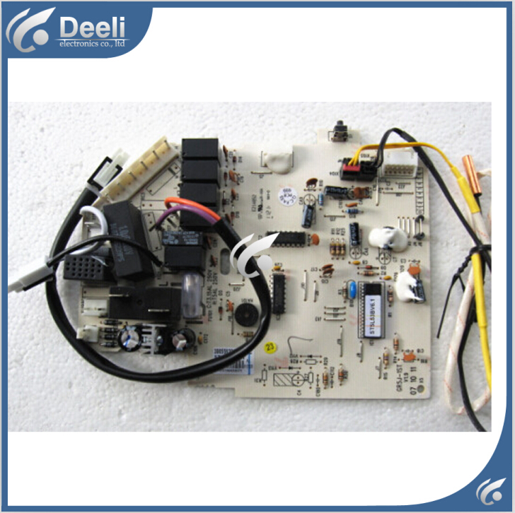 все цены на 95% new good working for air conditioning Computer board 300556061 control board on sale онлайн