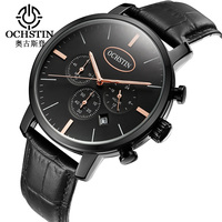 OCHSEN 2017 Popular Luxury Brand Watch Men Fashion Casual Watches Men S Sports Date Watch Shock