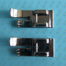 2 PCS SNAP-ON 1/4 INCH FOOT #006916008 fits SINGER 1100, 3800, 6500, 7300 SERIES  CY-7304   /   006916008
