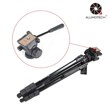 For Photo Cam Video Studio Light Weight Portable Aluminum Trip Tripod Stand