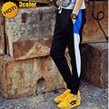 Wholesale Autumn Winter Outdoors Casual Traning Game Pants Students Track Pencil Pants Men Mens Baggy Leg Trousers foot