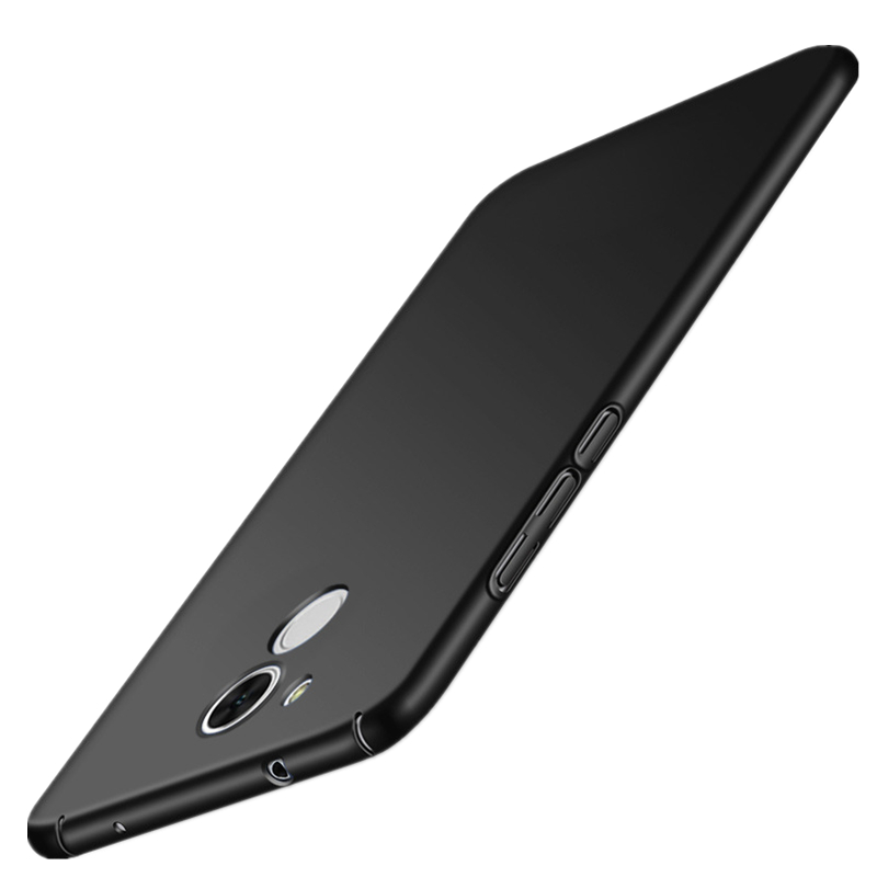 For Cover Huawei Honor 6A Case Ultra thin Smooth Hard PC Back Cover For Huawei Honor 6A Protective Phone Case For Honor 6A Funda in Fitted Cases from Cellphones Telecommunications