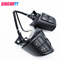 Steering Wheel Switch Control Button Assy 84250 02230 C0 84250 02230 For Toyota Corolla ADE150 NDE150 NRE150 ZZE150 2007 2013