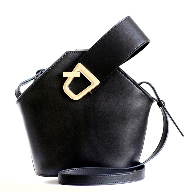 new women vintage casual Genuine leather small packages female shopping bag ladies shoulder messenger crossbody bags