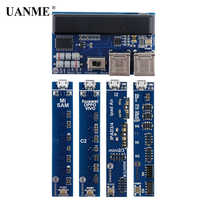 UANME Universal Mobile Phone Charging Activation Board for Iphone 4s-8X Battery Cable Test Activation for Ipad Android SS-909