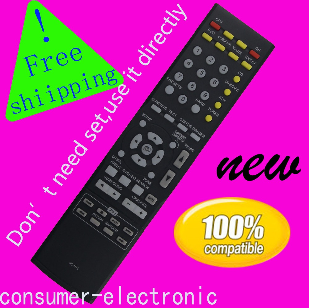 Buy denon receiver remote control and get free shipping on AliExpress.com