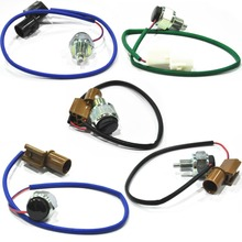 цена на One Set *5 Transfer T/F Gearshift Position control Switch for Mitsubishi Pajero Montero Shogun III IV MR580151/2/3/4/5