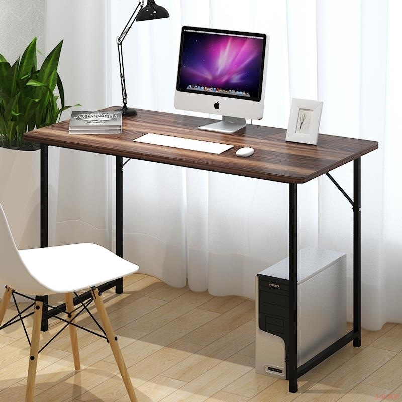computer desks commercial office home furniture wooden laptop desk 12060732cm can