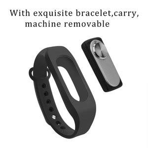Image 3 - Wearable Digital Voice Recorder 16GB 280 Hours Audio Storage Portable Wristband 4G/8G USB Flash Drive Audio Bracelet Colorful