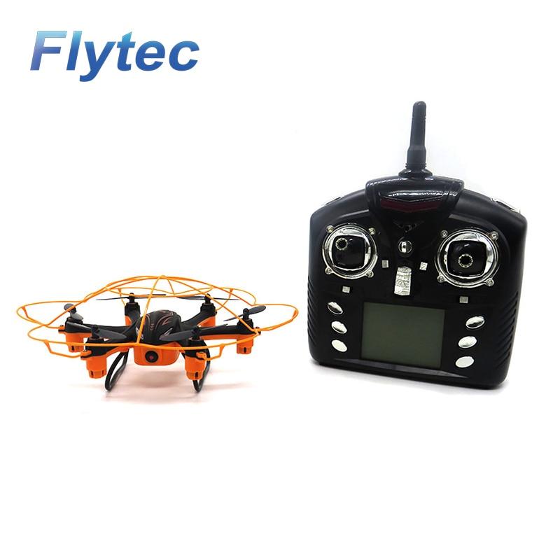 WLtoys Q383-B WIFI FPV 0.3MP HD Camera Radio Remote Control RC Drone Headless Mode Mini RC Multicopter RTF Helicopter Kid Toys