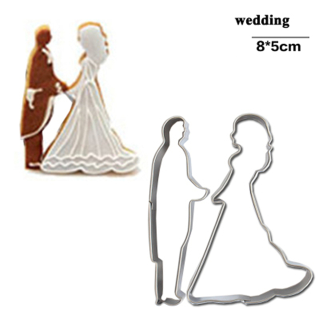 Wedding Cookie Cutters