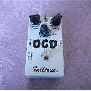 Image 3 - ملحقات الغيتار نسخة فولتون OCD دواسة الغيتار محرك الوسواس القهري (OCD) دواسة لهجة كبيرة دواسة دي guitarra