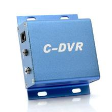 цена на Mini C-DVR Video/Audio Motion Detection TF Card Recorder For IP Camera  2017 New Arrival dropshipping