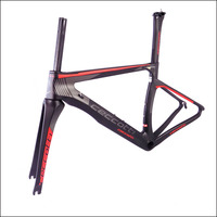 New Frame Carbon Road Bicycle Ceccotti Brand Bicycle Frame Full Carbon Fiber Road Frame