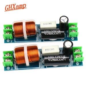 Image 3 - GHXAMP 60 120 w Auto di Fascia Media di Crossover Altoparlante 1 Modo Mediant Metà Divisore di Frequenza Per 2 6.5 pollice altoparlante Filtro 2 pz
