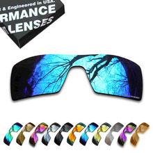 цена на ToughAsNails Resist Seawater Corrosion Polarized Replacement Lenses for Oakley Oil Rig Sunglasses - Multiple Options