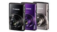 Используется, Canon I XUS 285 HS 20.2MP точка и камера съемки с 12x оптическим зумом