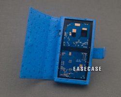 E4 EASECASE wykonany na zamówienie skórzany futerał do FiiO M11