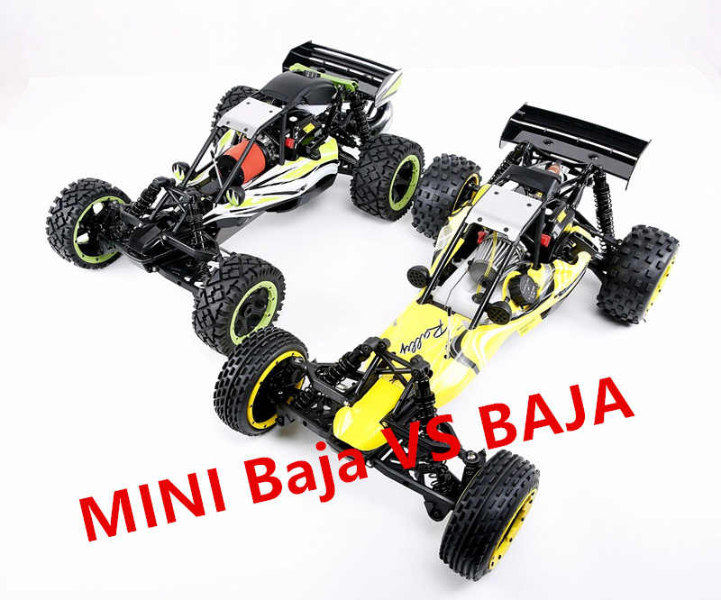 1:5 Rovan Baja Q мини 29cc 2 ход газа двигатели для автомобиля 2WD uggy легко подняться включают в себя переднее колесо