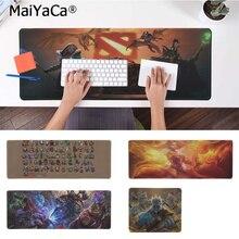 MaiYaCa Cool New DotA 2  Unique Desktop Pad Game Mousepad Free Shipping Large Mouse Keyboards Mat