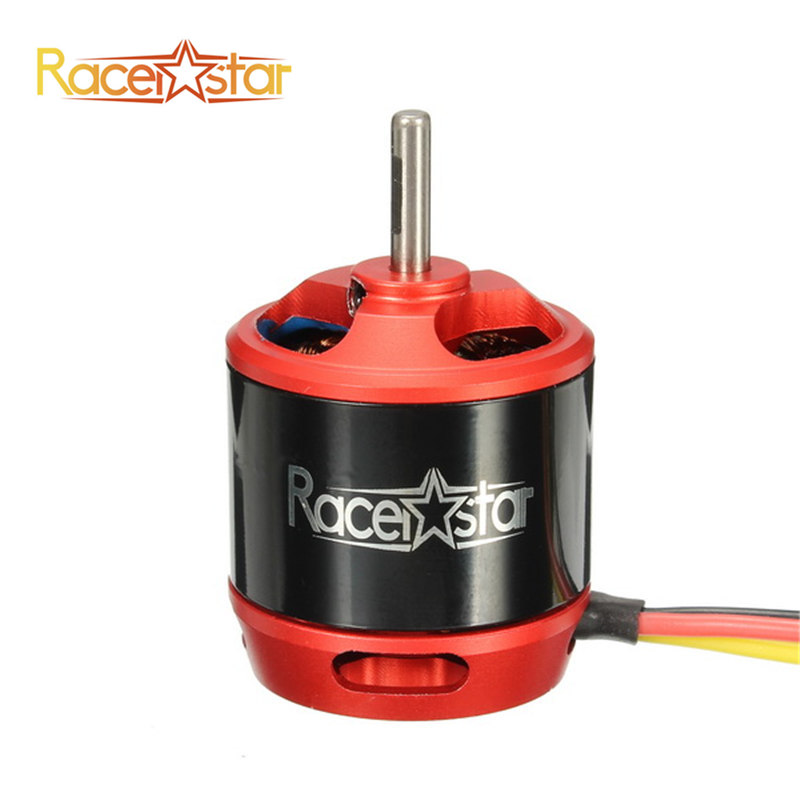 Original Racerstar BR2830 850KV 2-4S Brushless Motor For RC Airplane Aircraft Models Remote Control Toys Helicopter Part
