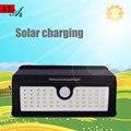 A2 Солнечная энергия наружные лампы 55LED настенный светильник солнечный свет уличный двор траектория Ночная уличная водная Солнечная лампа