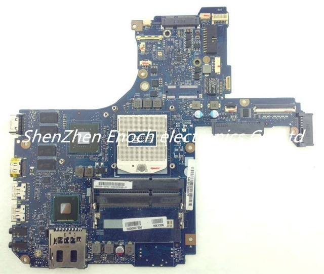 Para toshiba satellite l50 p50 p55 motherboard laptop não-integraated hm86 h000057700