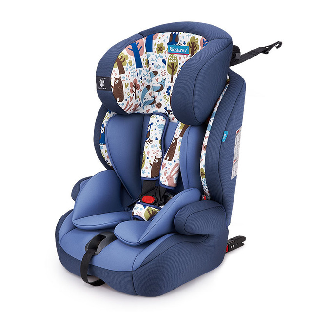 KS2160 Safety Car Seat 4 ColoursISOFIX Connector From Swedenajust To 9