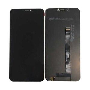 Image 5 - Oryginalny M & Sen dla Asus Zenfone 5 2018 Gamme ZE620KL ekran wyświetlacza LCD + Panel dotykowy Digitizer dla Zenfone 5Z ZS620KL X00Q