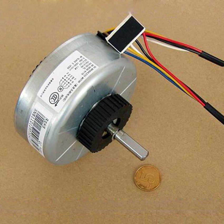 15 W Brushless DC Motor 1400 Rpm CCW Double Ball Bearing Motor untuk Mesin Fotokopi Pengharum Ruangan DIY