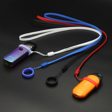 Lanyard Necklace Pod Vape Silicone-Ring Electronic Cigarette Portable for Nord Zero 20mm