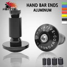 For KTM 200 250 390 690 990 Duke RC SMC/SMCR Enduro R Hand Bar Ends 22 mm Motorcycle Handlebar Grips Caps